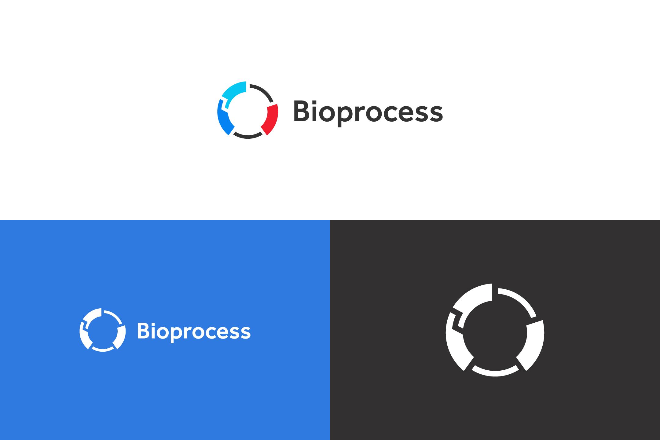 Bioprocess Logo Specimen Sheet